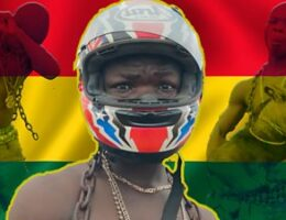 Ghana: AY Poyoo, the 'GOAT' hitmaker and the face of GH rap
