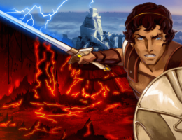 Greek Mythology Anime 'Blood of Zeus' is Coming to Netflix in October 2020