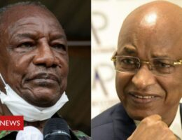 Guinea elections: Alpha Condé takes on Cellou Dalein Diallo again