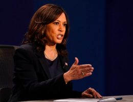 Harris says she is a person of faith, 'insulting' to suggest she would knock anyone for religion