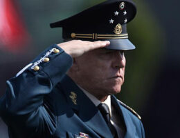 Has Mexico's Trust In The Armed Forces Been Shattered Because Of The US Arrest Of Its Former Secretary Of Defense?