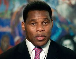 Herschel Walker slams mainstream media for not airing Trump speeches