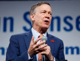 Hickenlooper follows lead of Biden and Harris, remains mum on court packing