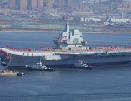 How China's Aircraft Carriers Compare With The US Navy's Carrier Fleet