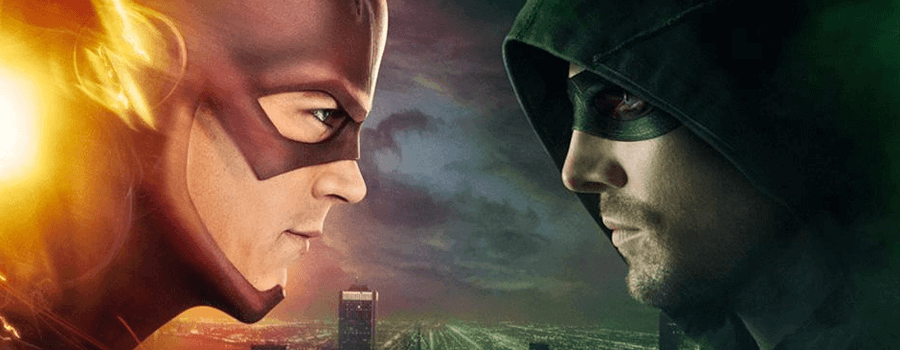 arrowverse flash vs arrow