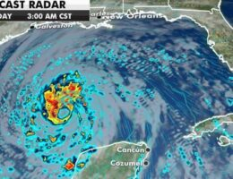 Hurricane Delta has Gulf Coast states declaring local emergencies, evacuations along coast