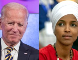Ilhan Omar shames Biden for pulling negative campaign ads: 'Get it together'