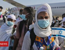 Israel unblocks big immigration of Ethiopian Jews