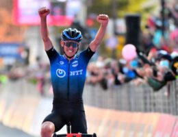 'It's a dream': Australian O'Connor breaks away to mountain stage victory at Giro d'Italia