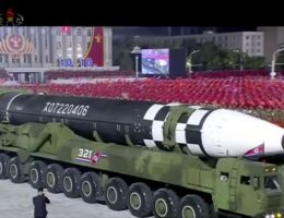 Japan vows to boost missile defense after North Korea parade