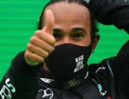Lewis Hamilton breaks Michael Schumacher's record for most F1 wins