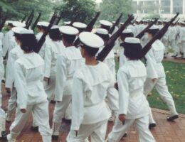 LGBTQ HISTORY MONTH: United States Naval Academy evolves with LGBTQ acceptance