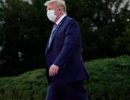 Live Updates: Trump 'reports no symptoms' as he recovers from coronavirus diagnosis; Top aide tests positive