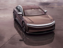 Lucid reveals the price of its base Air sedan — $77,400 minus $7,500 US tax credit