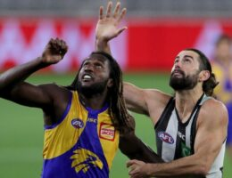 Magpies knock Eagles out of finals in epic one-point win, Saints edge Bulldogs