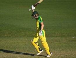 Meg Lanning century leads Australia to ODI victory over New Zealand