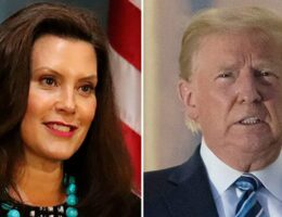 Michigan Gov. Whitmer: Trump provided 'rallying cry' to hate groups as kidnapping plot thwarted
