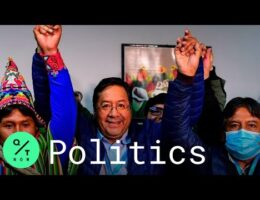Morales Party Claims Massive Victory In Bolivia's Presidential Vote