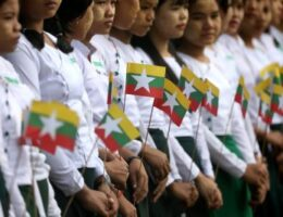 Myanmar's national unity lost in translation