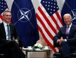 NATO Envoys Openly Rooting For A Trump Defeat In Two Weeks. Would Seek Early Summit With Biden If He Is Elected