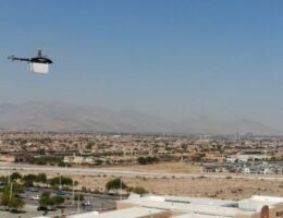 Nevada testing drones to deliver vital organs to transplant patients