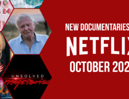 New Documentaries Coming to Netflix in October 2020