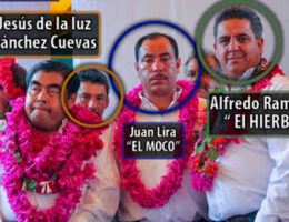 "New photos link ""El Moco"" with Barbosa officials and operators"