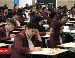 Next year's exams in England delayed but still going ahead