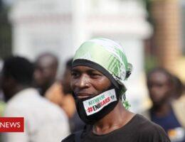 Nigeria unrest: Protesters 'shot dead' in Lagos