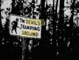 'No human knows:' Devil's Tramping Ground legend predates founding of the United States