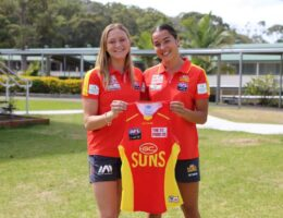 One school, three AFLW players: How students leapt into a field of elite talent