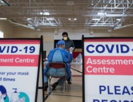 Ontario is sending COVID-19 tests to the United States amid processing backlog