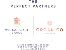 Organico Travel Retail strikes Middle East travel retail partnership with William Grant & Sons