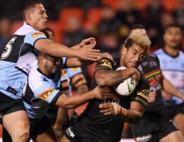 Panthers star Viliame Kikau guilty of dangerous throw, will miss preliminary final