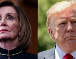 Pelosi, after a year of not speaking to Trump, says talks don't have to be 'person-to-person'