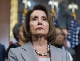 Pelosi says she doesn't want to sweep up 'dumpings of this elephant' after Trump presidency