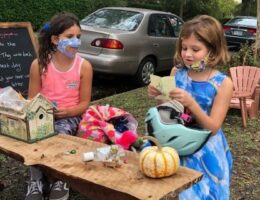 Pixie post: Fairy letters offer advice, respite from coronavirus in Virginia