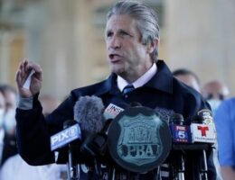 Police union slams NYC leaders for 'amateur-hour meddling' that drove chief out