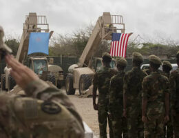President Trump Wants All U.S. Troops Out Of Somalia
