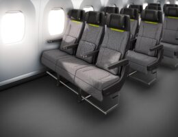 Recaro seats to take flight on Middle East Airlines' A320 fleet