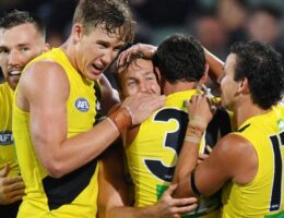 Richmond earns shot at history after thrilling preliminary final win over Port Adelaide
