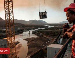 River Nile row: Ethiopia bans flights above Grand Renaissance Dam