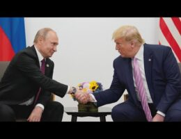 Russian President Putin And Chinese President Xi Both Wish President Trump a Speedy Recovery