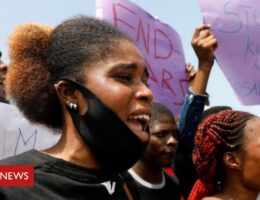 Sars ban: Two dead in Nigeria police brutality protests