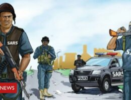 SARS: Nigeria 'rogue' police unit banned from stop and search