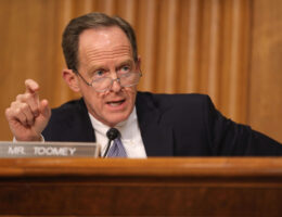 Sen. Pat Toomey Will Not Seek Reelection For United States Senate Or Pennsylvania Governor
