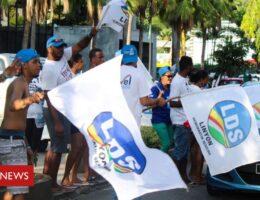 Seychelles election: Wavel Ramkalawan in landmark win