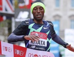 Shura Kitata on what it took to beat Eliud Kipchoge in the London Marathon