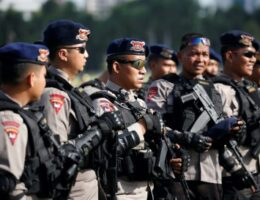 The Indonesian police's dual function under Jokowi