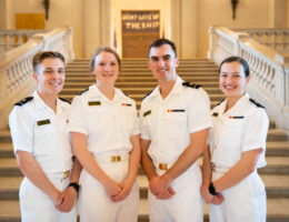 The United States Naval Academy Evolves with LGBTQ Acceptance